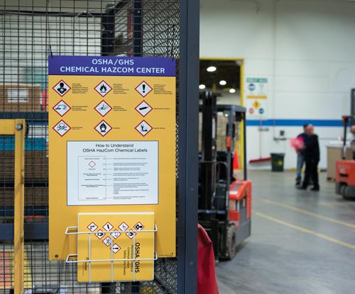 Clarion OSHA/GHS Training Center
