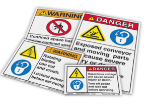 Clarion Safety Labels - Custom Solutions