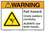 Forklift Safety Sign